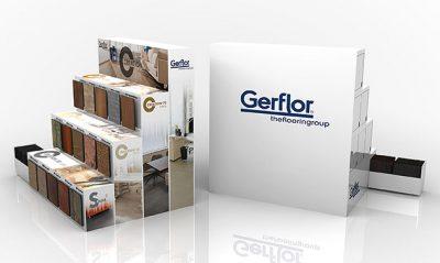 PLV Gerflor | Ejemplo de PLV para cliente del sector Retail