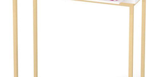 PLV Flor Roca | Ejemplo de PLV para cliente del sector Cosméticos