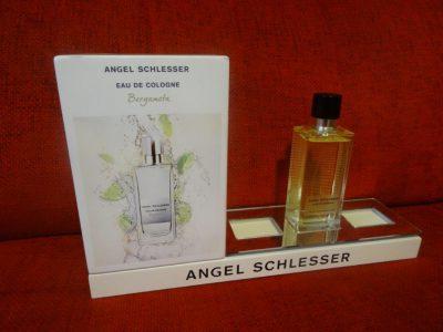 PLV Angel Schlesser - Ejemplo de Expositor de Perfumería