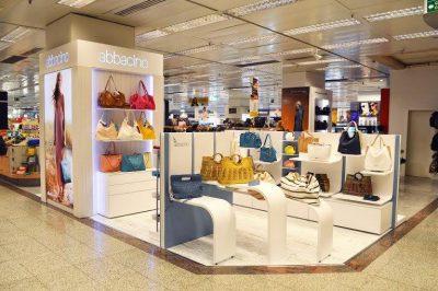 PLV Abbacino - Ejemplo de Mobiliario para cliente del sector Retail